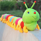 New Colorful Inchworm Soft Caterpillar Lovely Developmental Child Baby Toy Doll