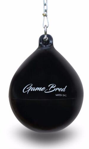 "Small 12/"" GameBred Boxing Aqua water bag Australian supplier Nozzle Included"