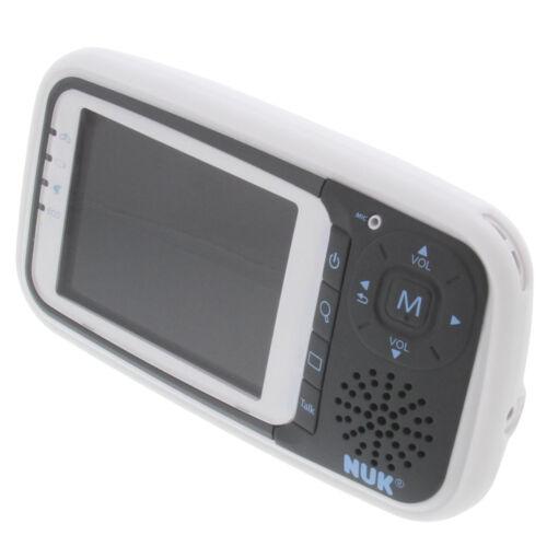Tasche für NUK Eco Control Handytasche Schutz Hülle TPU Gummi Case Weiß