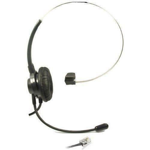 K08 Headset with RJ9 Modular Plug for SOHO /& Office Single Multi-Line Telehpones