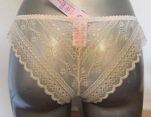 New Sheer see through lace brazilian Ladies knickers Briefs Tutti Rouge Liliana