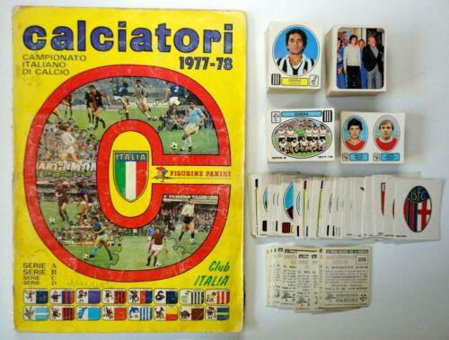 CALCIATORI PANINI 1977-78 Figurina-Sticker n 212 NAPOLI -New VINAZZANI