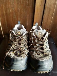 Merrell-Moab-Ventilator-Hiking-Trail-Shoes-Mens-Size-9-5-J86595W-Vibram