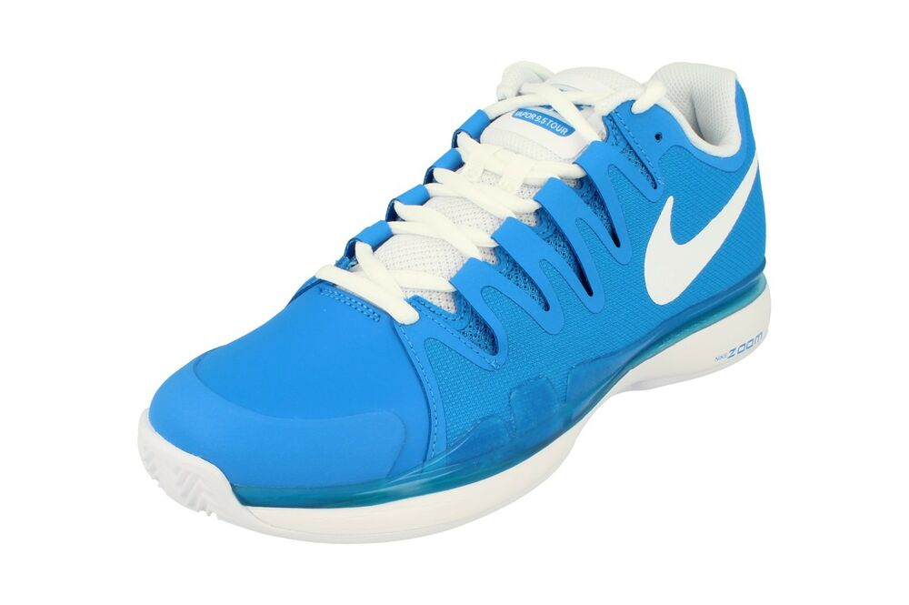 Nike Zoom Vapor 9.5 Tour Clay Homme Chaussures de tennis 631457 401 Baskets Baskets- Chaussures de sport pour hommes et femmes