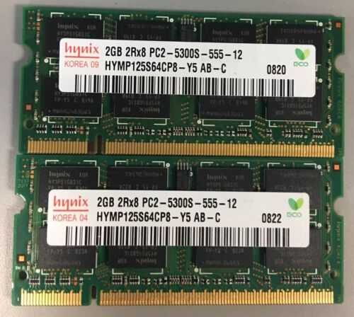 Core 2 Duo 2x2GB memory B2 4GB KIT RAM for Apple iMac 24-inch Late 2006