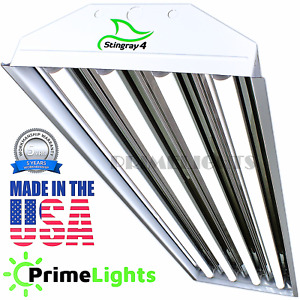 T8 Led High Bay Warehouse Commercial Light Fixture Usa Made Super Bright