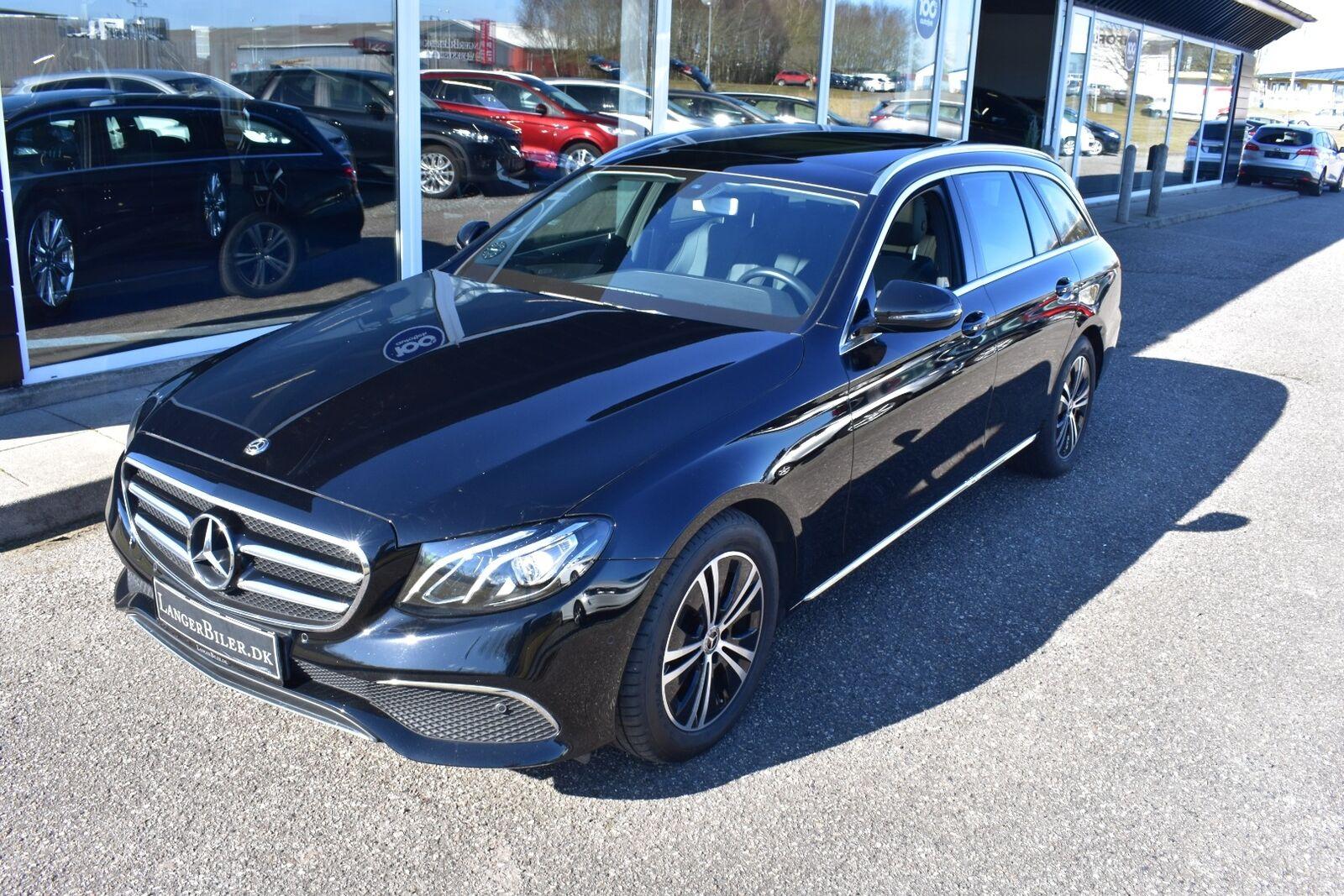 Mercedes E300 d 2,0 stc. aut. 5d - 218.000 kr.