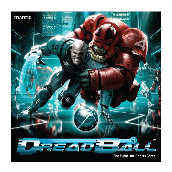 Dreadball - futuristic sportspiel - romantisch, spiele - bnib
