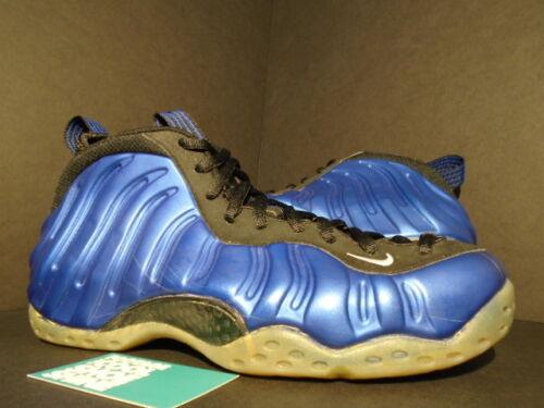 Penny Neon Original One Königsblau Weiß Schwarz Foamposite Neu 11 Nike Air 1 1997 aw0x4qY6Yd