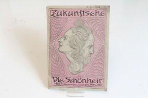 Zukunftsehe-Die-Schoenheit-Heft-3-Postverlagsort-Leipzig-Jahrgang-XXI