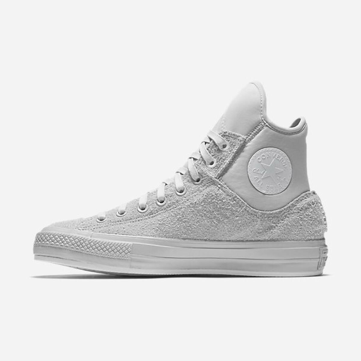 Men's 153638C Converse Chuck Taylor AS MA-1 SE High Top, 153638C Men's Sizes 8-11.5 Ash Grey/W 9e1255