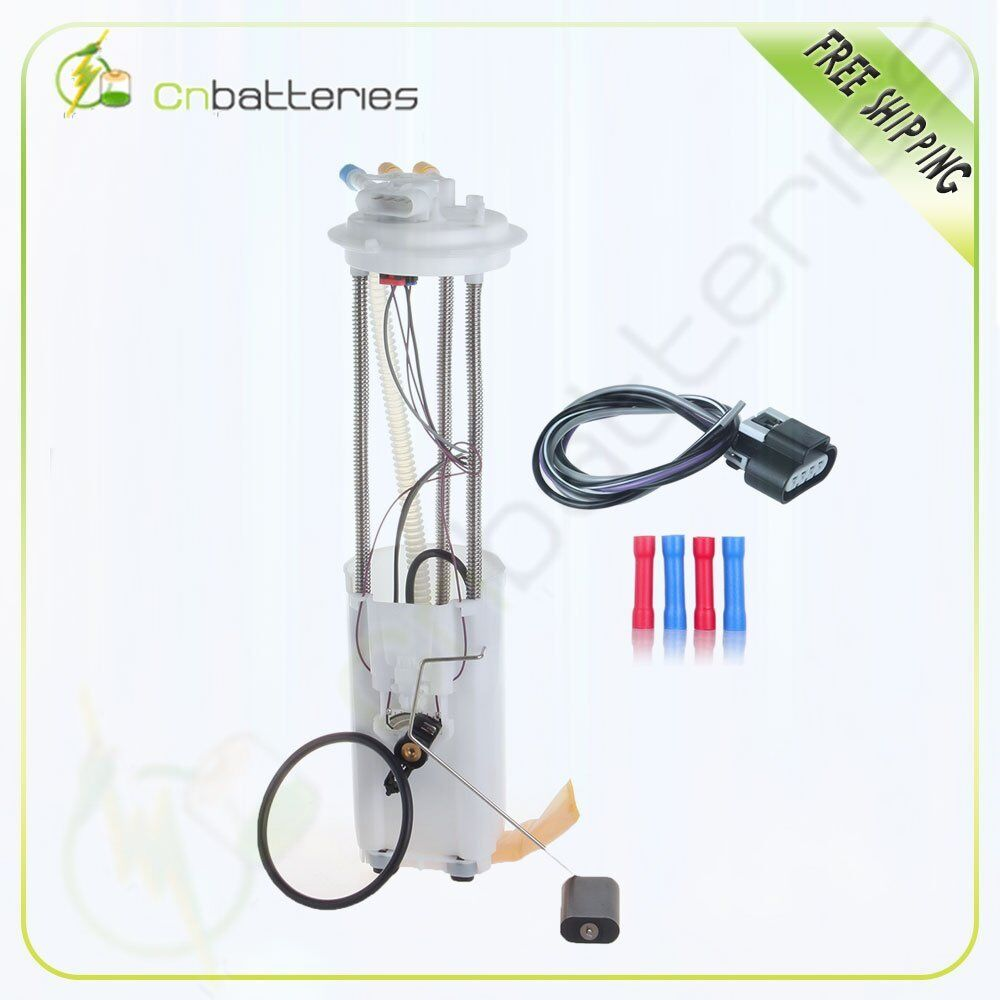 Electric Fuel Pump Module Assembly Fits 1996 Chevrolet S10 Pickup GMC Sonoma V6
