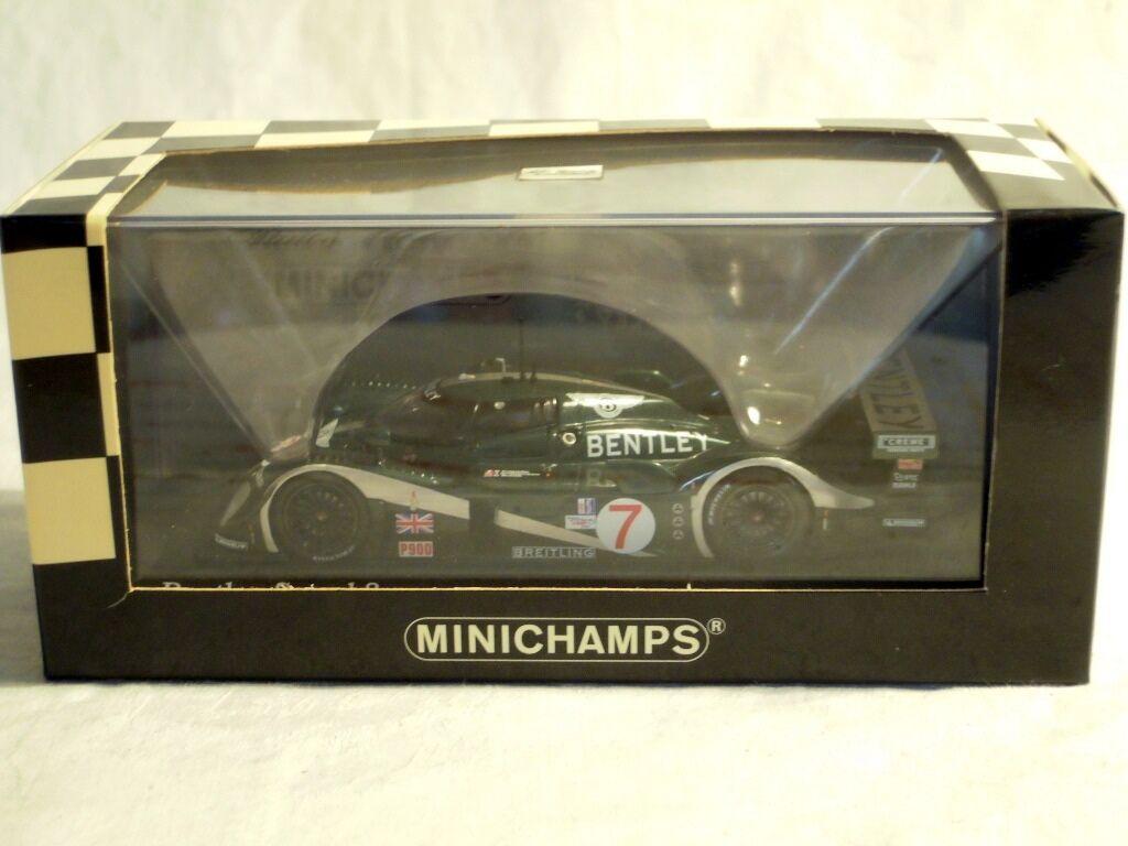 comprar descuentos Minichamps 400031397  Bentley Speed 8, Sebring Sebring Sebring 12hrs 2003, limitado, nuevo & OVP  las mejores marcas venden barato