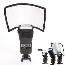 Snoot Reflector Strobe Flash Diffuser Lambency Fr Nikon Canon Yongnuo Speedlight