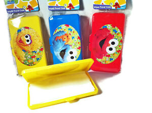 Diaper Wipes Travel Case Sesame Street Ebay