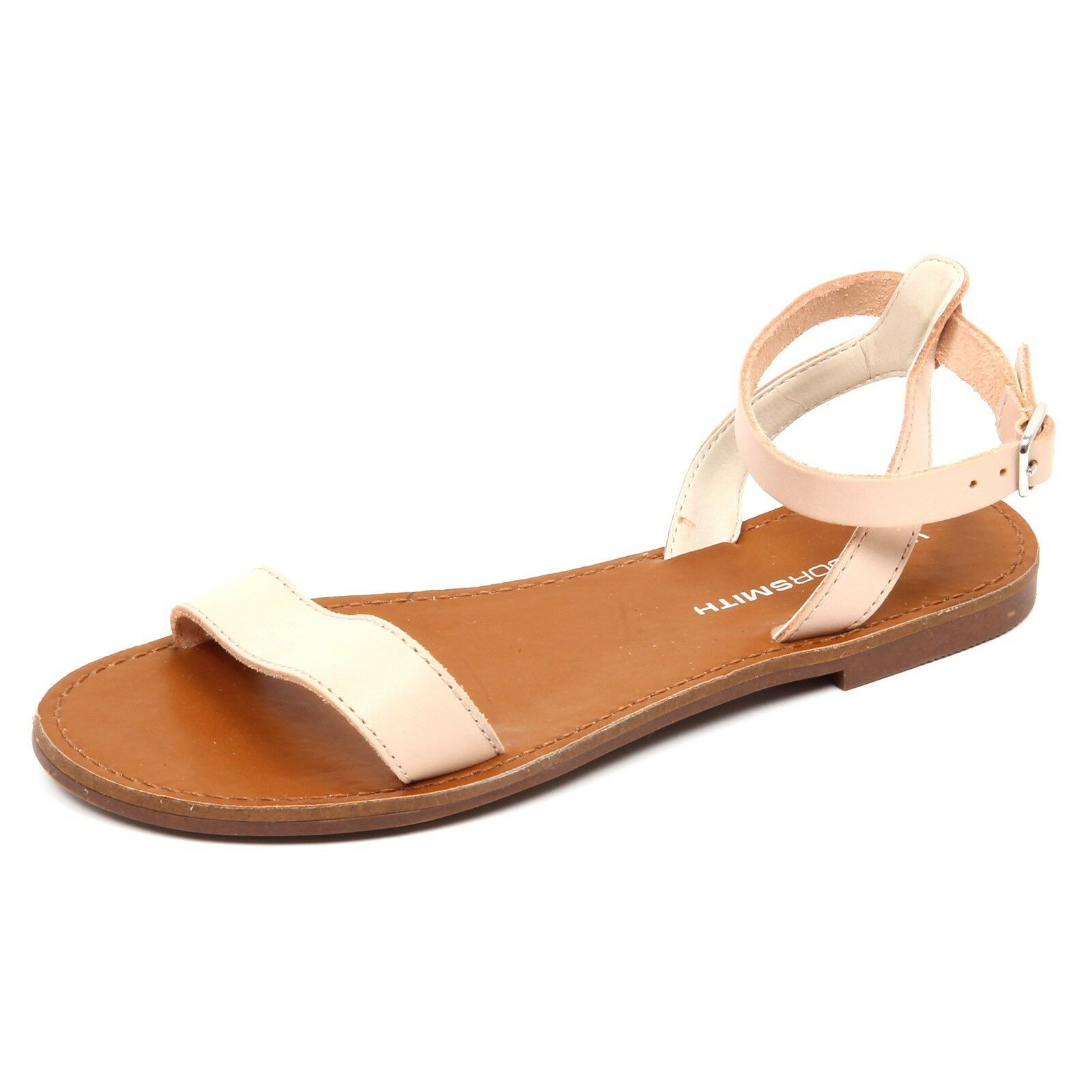 D5340 (without Box) Sandal Womens Antique Pink Windsor smith shoe woman