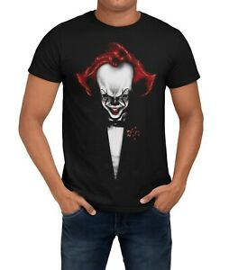 The-Clown-Father-Halloween-T-Shirt-Pennywise-IT-Movie-Fancy-Dress-TShirt