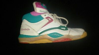 SXT AXT CXT 1989 REEBOK Cross Training Sneakers 2 Page VINTAGE AD