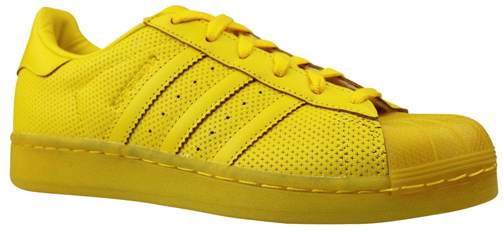 ADIDAS ORIGINALS superstar AdiColor cortos zapatos s80328 GR 36,5 & 37 nuevo embalaje original &