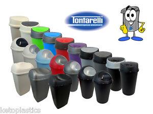 Tontarelli-Cocina-Oficina-Bin-Todos-Los-Colores-un-toque-superior-Bala-Y-Columpios