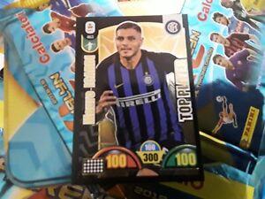 Card-034-MAURO-ICARDI-TOP-PLAYER-034-Adrenalyn-Calciatori-2018-19-Panini-n-463