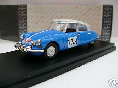 RIO 4206 - CITROEN DS 21 1967  1er MONTE voitureLO N°134 - 1 43  vente en ligne