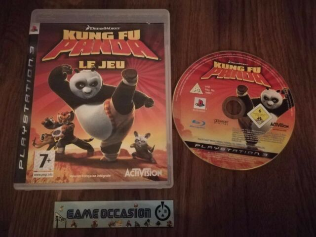KUNG FU PANDA LE JEU /  PS3 SONY PLAYSTATION 3  PAL COMPLET