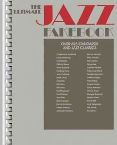 Ultimate-Jazz-Fake-Book-C-Edition-Paperback-Brand-New-Free-shipping-in-the-US