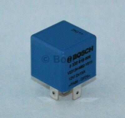 BRAND NEW GENUINE PART BODY ELECTRONICS 0332019151 BOSCH RELAY