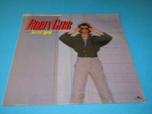 1 von 1 - Robin Gibb / Secret Agent (Germany 1984, Polydor 821 797-1) - Sealed LP OVP