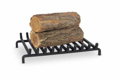 Feuerrost Kaminrost Feuerbock Eisen schwarz 4 Füße Kaminzubehör 51x42cm N-FR-204