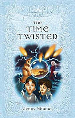 """""""AS NEW"""" 02 Charlie Bone And The Time Twister (Children of the Red King), Nimmo,"""