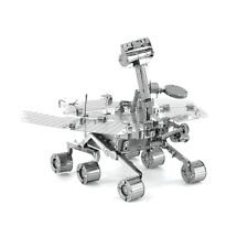 Fascinations Metal Earth 3D Laser Cut Steel Puzzle Model Kit NASA's Mars Rover