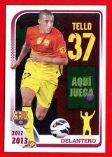 FC BARCELONA 2012-2013 Panini - Figurina-Sticker n. 141 - TELLO -New