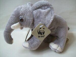 Wwf Toy 193 Proboscide 18 15 007 Elephant Plush Elephant di peluche Cm 8nOXwk0P