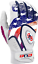 9N3-Country-Flags-Batting-Gloves-Goat-Leather thumbnail 16