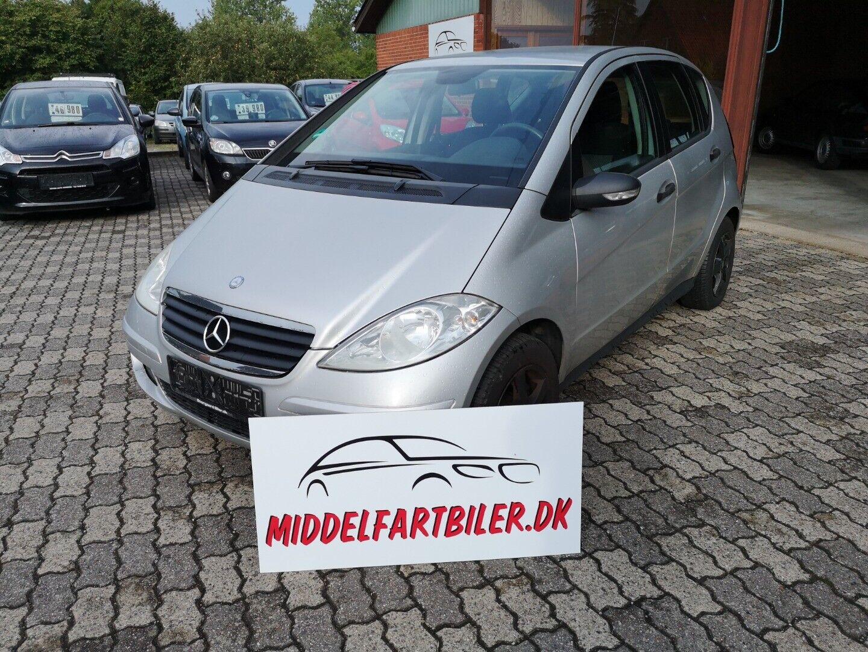 Mercedes A170 1,7  5d