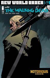 Slots #1 Walking Dead #100 Tribute Variant Image Comics 1st Print EXCELSIOR BIN