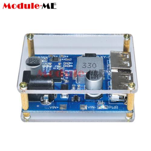 DC-DC 24v //12V to 5V Buck Power Supply Module Power Converter 5A Power Module M