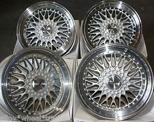 "19"" S VINTAGE ALLOY WHEELS FITS RENAULT VOLVO PEUGEOT MERCEDES BENZ 5X108 ONLY"