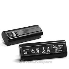 2 x 2500MAH 6V Battery for PASLODE 404717 901000 902000 902200 Nailer