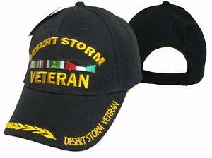 Desert Storm Veteran Military Hat Baseball Cap (You Are Appreciated ... dbd60bc6014a
