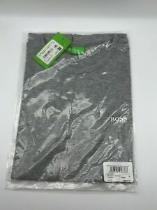 HUGO-BOSS-T-Shirt-Grey-Size-S-New-Original-Packed