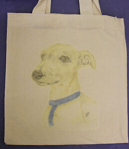 Whippet-Greyhound-bag-Cotton-or-Canvas-3-sizes-and-3-different-designs