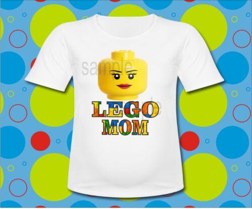 Lego Vacation Lego Mom t shirt All Sizes Lego Kids Fest Mom Shirt Lego Movie