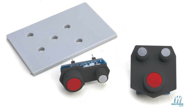Walthers Layout Control System 942-122 * Dual Color LED Fascia Crossover Control
