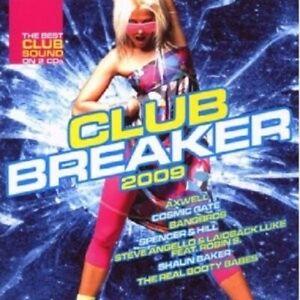 CLUBBREAKER-2009-2-CD-NEW-MIT-AXWELL-COSMIC-GATE-UVM