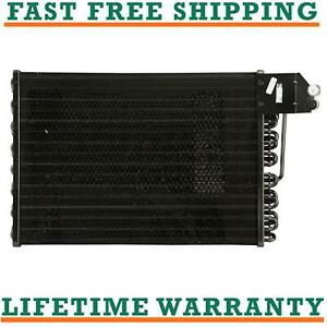 A//C Condenser For 15-18 Ford Mustang L4 2.3L Free Fast Shipping Great Quality