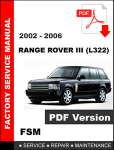 Land rover lr3 discovery shop manual service repair 2005-2009 2006.