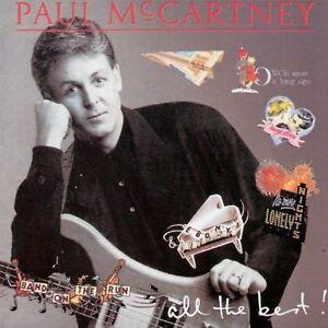 PAUL-MCCARTNEY-ALL-THE-BEST-1992-Audio-Music-Cd-Greatest-Hits-Brand-New-UK-CD